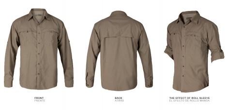 Cotizar. Camisa tipo Columbia 911093 7a2324e87bb47